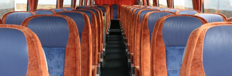 Charter long distance coaches from Granada and Spain for bus tours in Europe